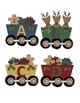 Santa Express Alphabet and Number Train