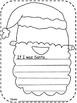 Santa Fanatics FREEBIE, Christmas Math and Literacy for PreK and Kindergarten
