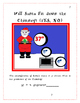 Task Cards:Will Santa Fit? Using Math to Predict