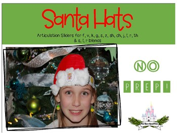Santa Hats: Articulation Sliders