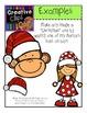 Santa Hats {Creative Clips Digital Clipart}