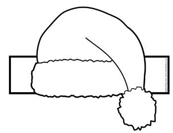 Santa Headband Hat