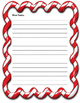 Santa Help Wanted Letter Writing Activity