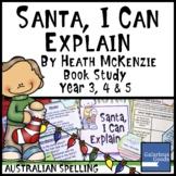 Santa, I Can Explain by Heath McKenzie - Christmas Book Study