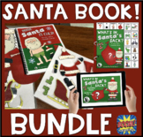 Santa Interactive Book Bundle! (+ Bonus NO PRINT Book)