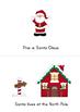 Santa Is Coming Easy Reader Christmas Emergent Reader