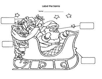 Santa Knows Labeling!