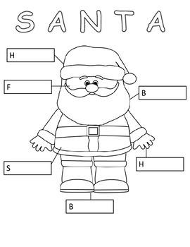 Santa Label