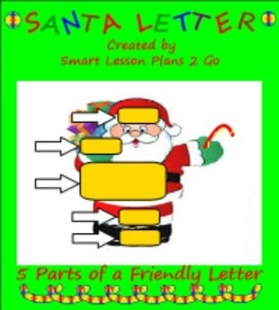 Parts Of A Friendly Letter Game Teaching Resources Teachers Pay
