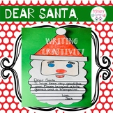 Santa Letter Writing Craftivity