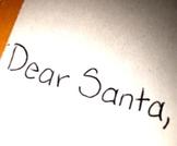 Santa Letter Writing (Elem ELA)