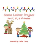 Santa Letter Writing Project