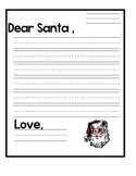 Santa Letter writing