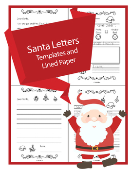 Santa Letters and Writing Paper