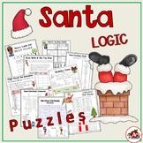 Santa Logic Puzzzles
