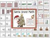 Santa Loves Math