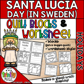 Santa Lucia Quilts (Winter Holiday)
