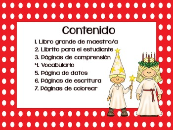 Santa Lucia - Unidad temática en Español