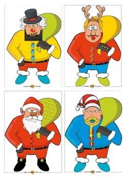 Santa's Makeover