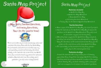 Santa Map Project