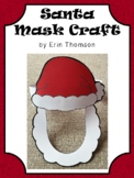 Santa Mask Craft