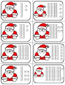Santa Math: Place Value