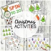 23 Christmas Activities