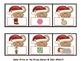 Santa Mouse CVC Matching Set