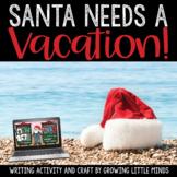 Christmas Craftivity and Writing