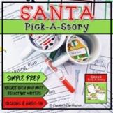 Santa Pick-A-Story