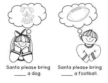 Santa Please Reader