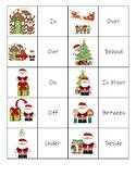 Santa Prepositions