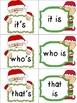 Santa Reading & Writing Activities