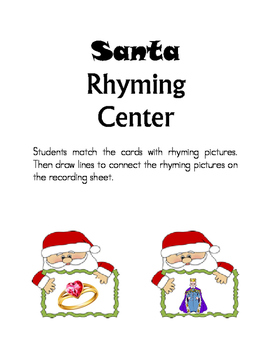 Santa Rhyming Center