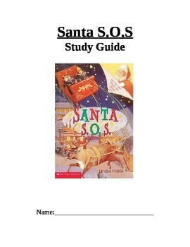 Santa S.O.S Study Guide