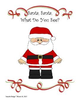 Santa, Santa Class Book