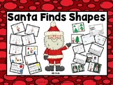 Santa, Santa What can you see? Unit on Shapes/ Christmas / Santa Craft