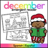 Santa, Santa What do you see? - Spanish Christmas Booklet
