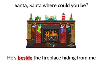 Santa, Santa, Where Could You Be? - Adapted Book
