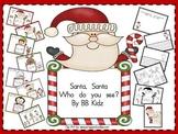 Santa, Santa,  Who do you see? Christmas Reader and FUN Activities