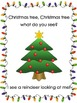 Santa, Santa what do you see? Book