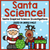 Santa Science Lessons (5 Hands-On Investigations for December)