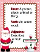 Santa Scoot- Nouns,Verbs,Adjectives
