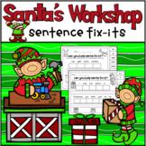 Santa Sentence Fix Its