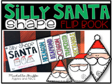 Santa Shape Flip Book