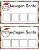 Santa Shape Sorting