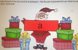 Santa Sight Word Smartboard
