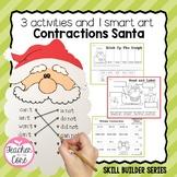 Contractions Santa