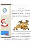 Santa Social Studies Lesson and Writing Prompts