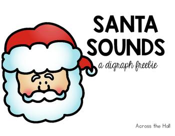 Santa Sounds FREEBIE